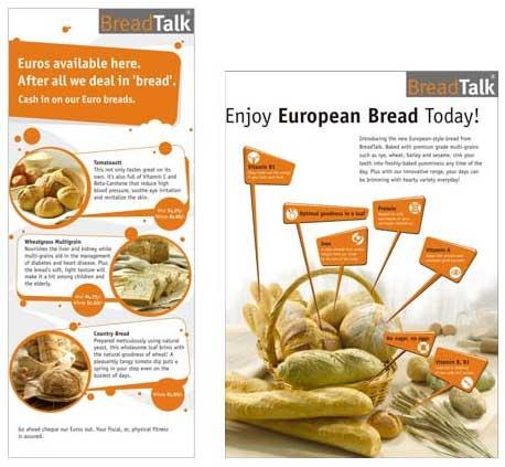 Breadtalk total branding solution