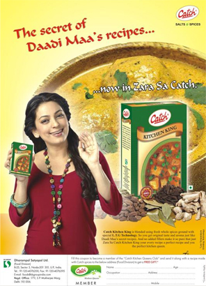 Catch Salts and Spices Kings Ad