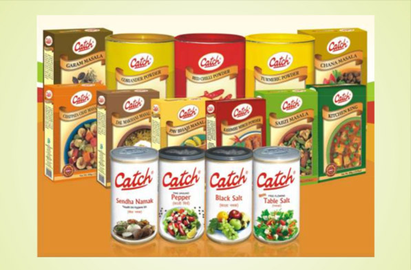 Catch Salts and Spices Range