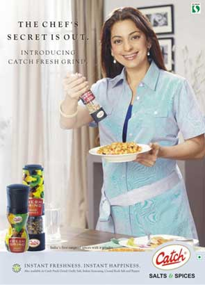Catch Salts and Spices Sprinkler Press Ad
