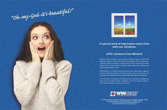 NCL wintech Ad Campaign