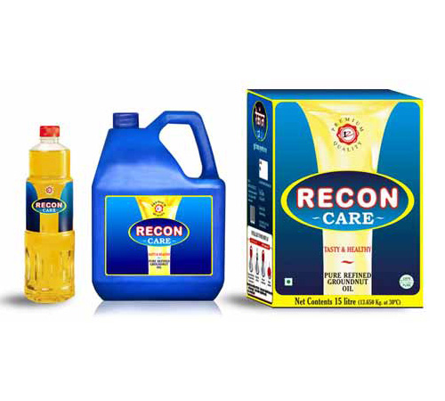 Recon Oil Packaging